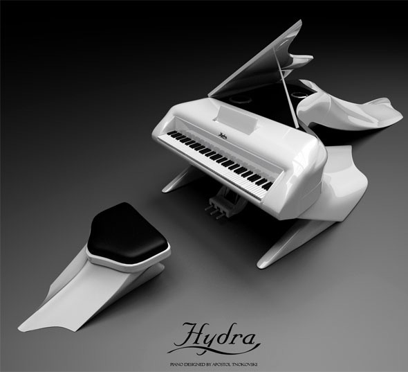 Piano Hydra Design